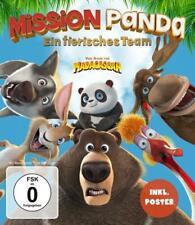 Mission Panda - Ein tierisches Team (2019, Blu-ray)