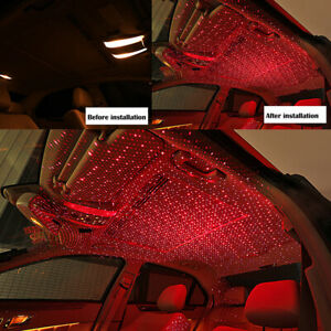 NEW 2019 Car Home Ceiling Atmosphere Lamp Interior Ambient Star Light K7 K8