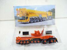 Thema Toys / WSI Liebherr Mobilkran LTM 1750 9.1 New in OVP 1:87 WERBE Pienemann