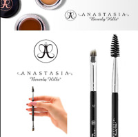 Anastasia Beverly Hills Eyebrow and Eyeliner Shaping Duo Makeup #1Angled2 Brush