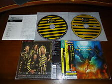Stryper / No More Hell To Pay JAPAN+1 CD+DVD A7
