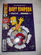 Les Simpson ; comics n°1 ( Bongo Comics )