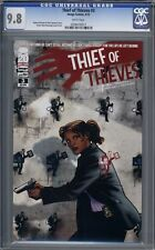 THIEF OF THIEVES #3 CGC 9.8 FIRST PRINT IMAGE COMICS KIRKMAN WALKING DEAD