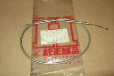 HONDA CT200  TRAIL 90  1964 > 1968  GENUINE NOS THROTTLE CABLE - # CT200-3803