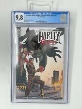 CGC 9.8 Batman: White Knight Presents Harley Quinn 5