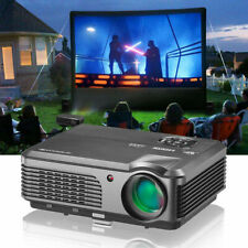 Neues AngebotCaiwei 5000lm HD-Projektor 1080p Video Heimkino LED Film Multimedia HDMI UK