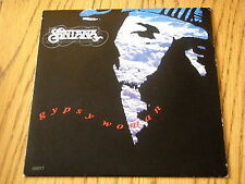 "SANTANA - GYPSY WOMAN     7"" VINYL PS"