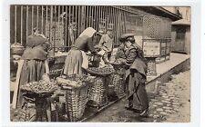 CPA DIEPPE - Marchandes de Moules: France postcard (C26345)