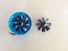 (200G MAX THRUST) EDF35 & IMPELLER BUNDLE - 8 BLADE 35MM EDF WITH 11000KV MOTOR