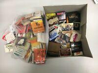 Huge Lot of Vintage Matchbook Matches Bundle