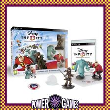 Disney Infinity 1.0 Starter Pack PS3 (Sony PlayStation 3) Brand New