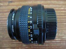 Minolta MD 50mm f/1.7 lens
