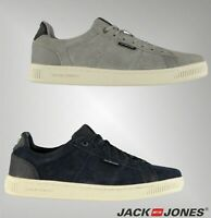 Mens Jack And Jones Everyday Suede Wolly Nubuck Trainers Footwear Sizes UK 6-11