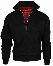 Men's Polycotton Hip Length Bomber, Harrington Coats & Jackets