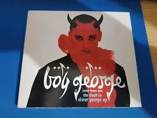 BOY GEORGE AND JESUS LOVES YOU  '' THE DEVIL IN SISTER GEORGE '' EP