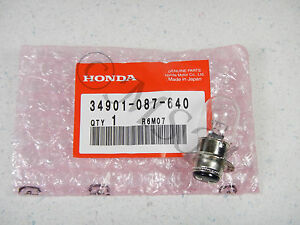 NEW OEM GENUINE HONDA 6V 25W HEADLIGHT BULB 5050-001