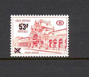 Belgium 1970 SG P 2182 Railway Parcel MH