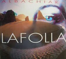 "VASCO ROSSI - ALBACHIARA - REMIX BY LAFOLLA - VINILE 12"" - RARO !!!"