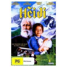 HEIDI DVD  NEW AND SEALED REGION 4