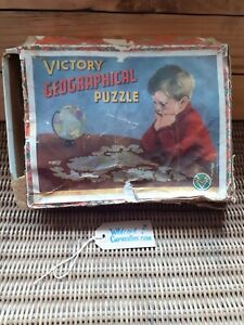 Victory Geographical jigsaw puzzle