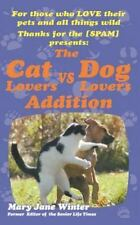 Thanks for The [Spam] : The Cat Lovers vs Dog Lovers Addition by Mary Jane...