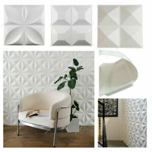 PVC Wall Panels Decora 3D Wall Board Textured for Interior and Exterior Design