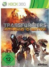 Microsoft XBOX 360 Spiel Transformers 4 Untergang von Cybertron Fall of *NEU*NEW