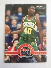 1994 SkyBox International USA Basketball - #14 Shawn Kemp, NBA Rookie