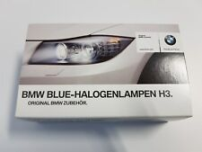 Original BMW Satz Blue-Halogenlampen H3 für Kurvenlicht