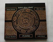 Rabih ABOU-KHALIL Al-Jadida GERMANY digipack CD ENJA 6090 2 (1991) MINT