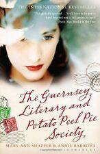 The Guernsey Literary and Potato Peel Pie Society,Mary Ann Sha ,.9780747596684