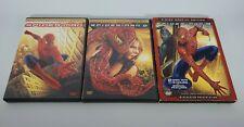 Spider-man DVD lot - Spider-Man 1,2,3 special edition