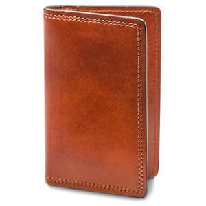 Bosca Calling Card Case Wallet