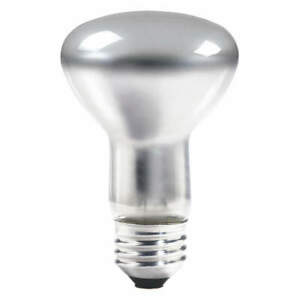 PHILIPS 45R20/LL 120V 6/1 TP Incandescent Bulb,R20,385 lm,45W