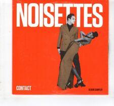 (HL554) Noisettes, Contact 5 track sampler - 2012 DJ CD