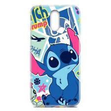 For LG Q7 / Q7+ (Plus) / Q7a Alpha Case Cover Stitch Casual