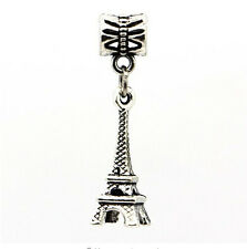 European Silver Charm Bead Fit sterling 925 Necklace Bracelet Chain US dd5