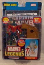 Marvel Legends Series 15 Modok BAF - Captain Marvel Variant Blue Version (MISP)