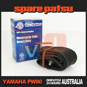 """Sparepatsu 1981-18 YAMAHA PW50 Heavy Duty Motorcycle Tube 250/275-10"""" PEEWEE 50"""