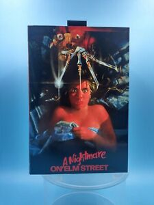 neuf figurine neca film movies vintage a nightmare on elm street Freddy