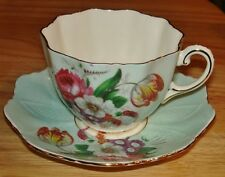 Paragon H.M. the Queen & H.M. The Queen Mary Cup & Saucer