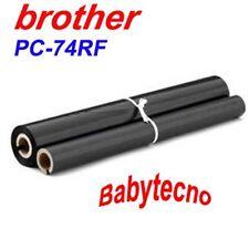 TTR Compatibile con BROTHER PC 74RF PC74 PC 74 FAX PC74RF TONER T104