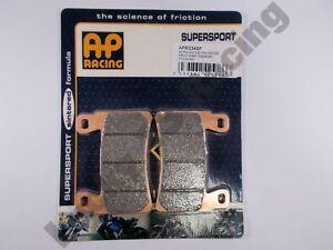 AP Racing sintered front brake pads Harley Davidson Softail Heritage Fat Boy XR