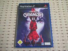 Grandia II 2 für Playstation 2 PS2 PS 2 *OVP*