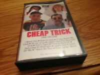 """Cheap Trick """"One on One"""" Cassette Tape"""