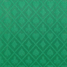 PRO Suited Speed Cloth for Poker Tables - Solid Green (9 Feet)