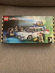 LEGO: Ideas - Ghostbusters Ecto-1 Set (21108)