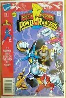 Mighty Morphine POWER RANGERS #3 (1995 MARVEL Comics) ~ FN/VF Comic Book