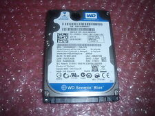 "Dell 80PK5 (Western Digital) 250GB 2.5"" 5.4K Laptop SATA HDD Hard Drive"