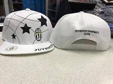 1 CAPPELLO JUVENTUS BIANCO UFFICIALE CAP modello rapper DYBALA juve CAMPIONI